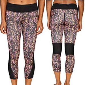 Nike Power Dri Fit Running Cropped Leggings